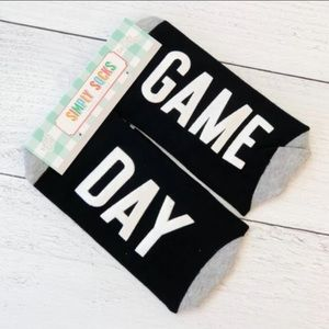 """🌺 Simply Southern, """"Game Day"""" Simply Socks"""